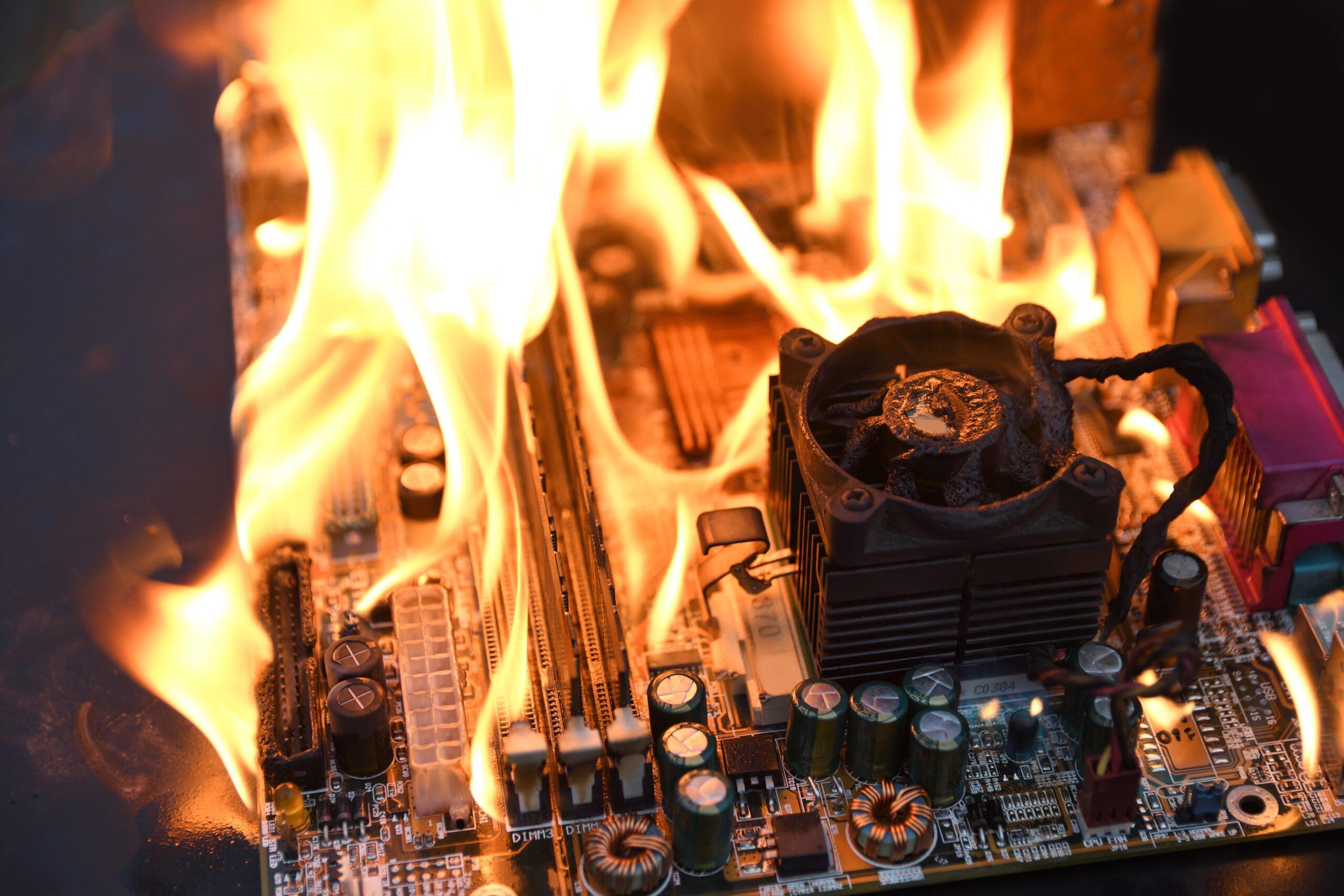 Jak przygotować komputer na upalne lato?