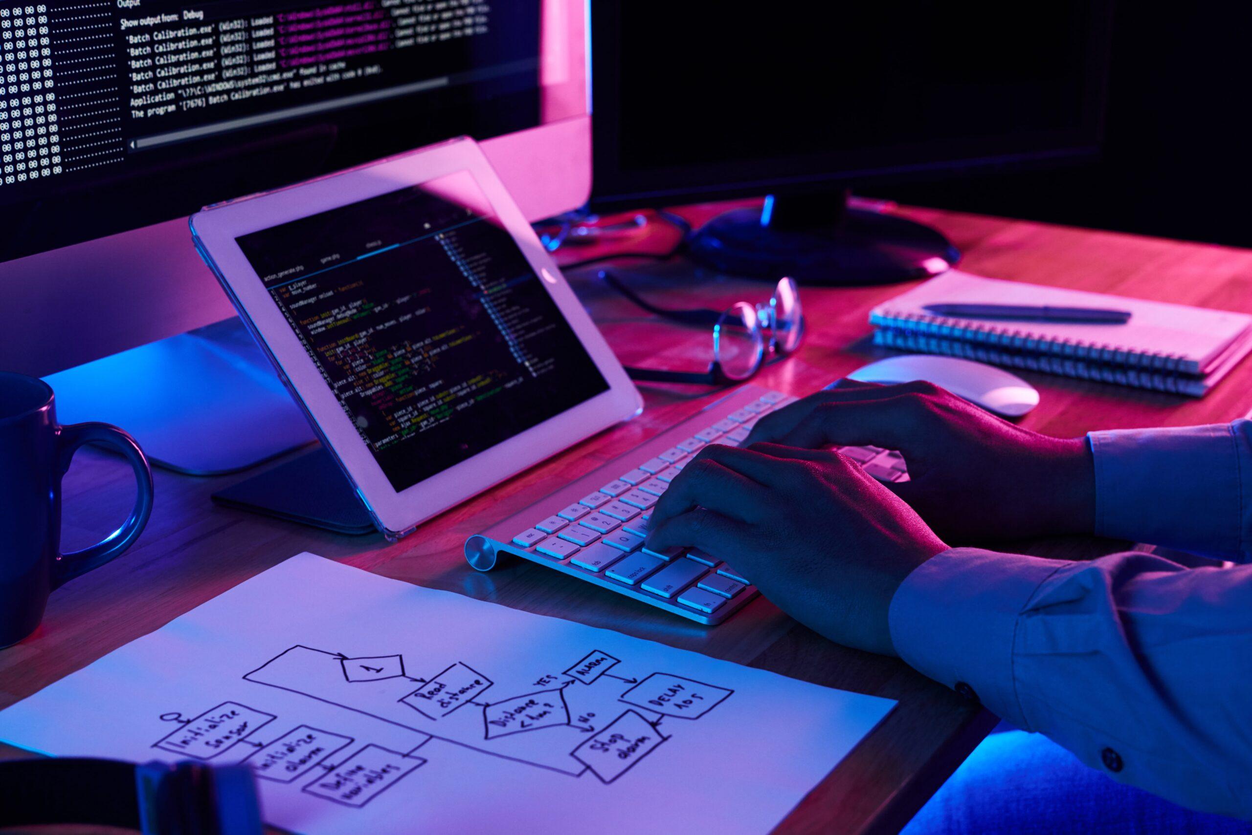 Wdrożenie komputera w chmurze w firmie programistycznej