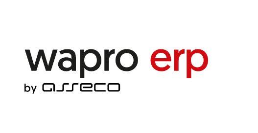 Logo Wapro erp by Asseco.